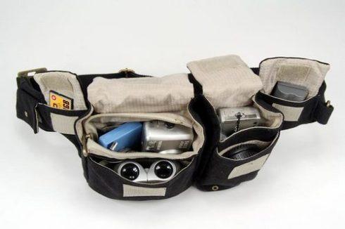 กระเป๋ากล้องแบบคาดเอว